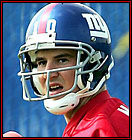 News fantasy football player Eli Manning Will Be On A Pitch Count In Training Camp