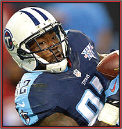 News fantasy football player Delanie Walker Suffered A Bruised Chest