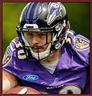 News fantasy football player Danny Woodhead Ahead Of Schedule In ACL Recovery