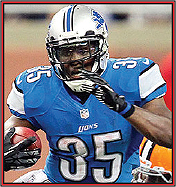 News fantasy football player Lions Sign Joique Bell