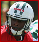 News fantasy football player Geno Smith The Jets Starting QB... For Now