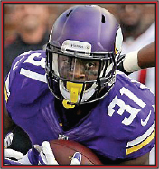 News fantasy football player Jerick McKinnon Returns To The Game