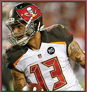 News fantasy football player Mike Evans Has Minor Hamstring Issue