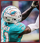 News fantasy football player DeVante Parker Showing Signs He's Ready To Develop Into A Dominant Threat?