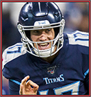 News fantasy football player Ryan Tannehill Will Play With A Brace