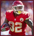 News fantasy football player Spencer Ware Considered Doubtful For Thursday Night
