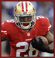 News fantasy football player Carlos Hyde's Future In San Francisco Uncertain