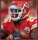 News fantasy football player Damien Williams Ruled OUT