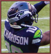 News fantasy football player Paul Richardson's Struggles Tied To Pain From Broken Clavicle