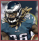 News fantasy football player Jay Ajayi Considered Day To Day