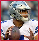 News fantasy football player McCarthy Impressed With First Look At Dak Prescott