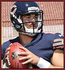 News fantasy football player Nagy: Mitchell Trubisky Has Been Really Good About QB Competition