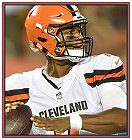 News fantasy football player DeShone Kizer Expected To Start Week 7