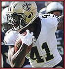News fantasy football player Alvin Kamara Eager To Prove He Is Who We Think He is