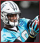 News fantasy football player Turner Thinks Curtis Samuel Is Just Scratching The Surface