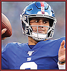 News fantasy football player Daniel Jones (hamstring) expected to miss some time